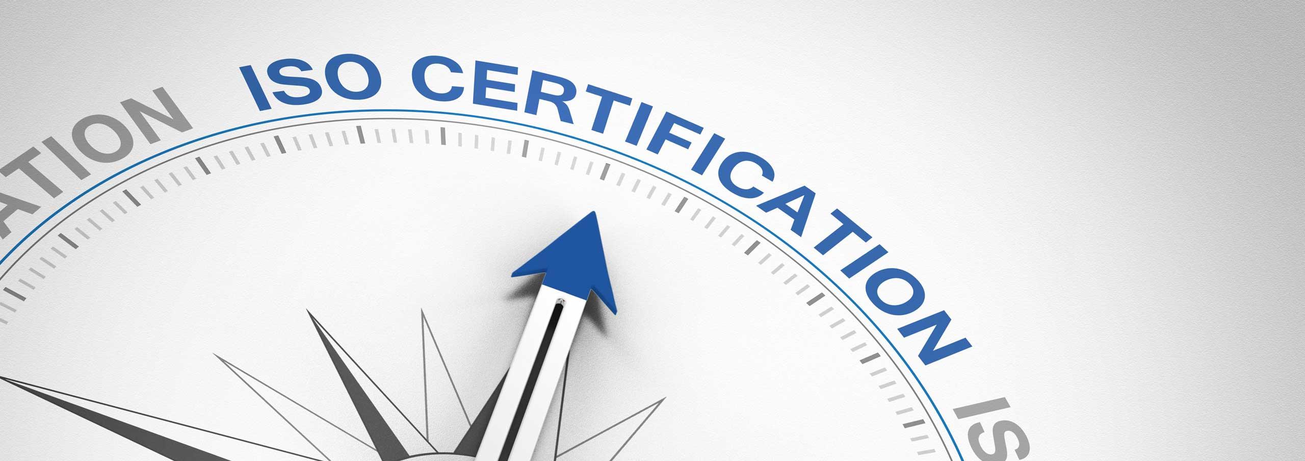 ISO 45001 certfication